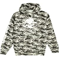 Call of Duty Camo Skull Logo Men's Pullover Hoodie   Official Merchandise   Gamer Xbox PS4 PS5 Switch Casual Hooded Top…