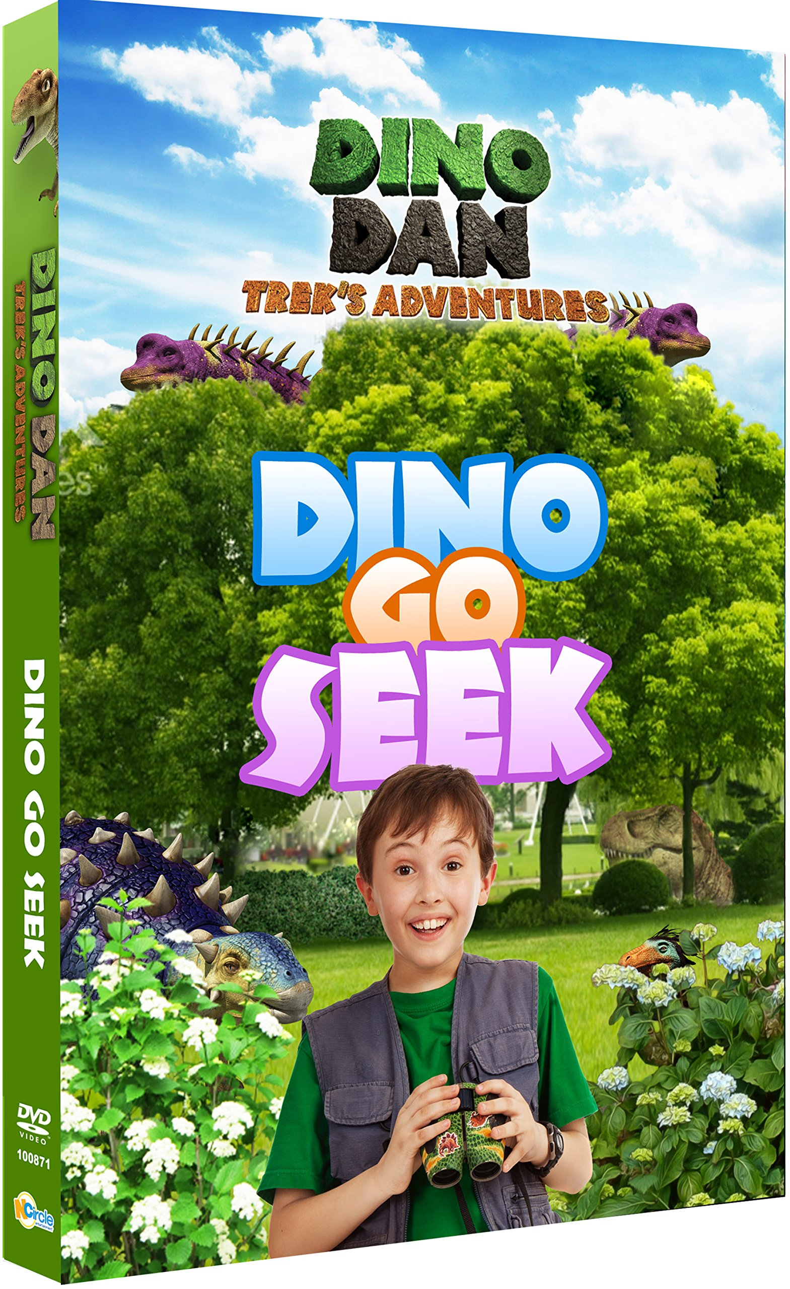 Dino Dan: Dino Go Seek [Edizione: USA]