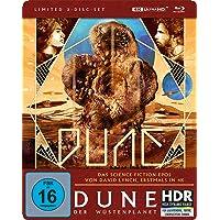 Dune - Der Wüstenplanet - Steelbook Edition (4K Ultra HD) (+ 2 BRs) [Blu-ray]