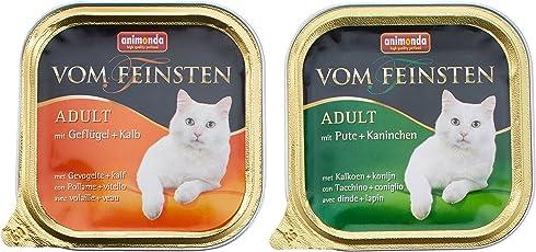 Animonda vom Feinsten Katzenfutter Adult, 32 x 100 g