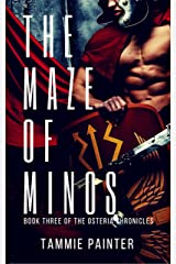 The Maze of Minos: Book Three of the Osteria Chronicles (Greek Gods Epic Fantasy) Kindle Edition