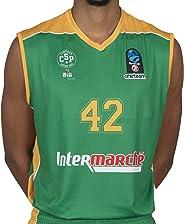 Bigsport Replica Howard Eurocup Limoges Csp Extérieur 2017-2018 Maillot de Basketball Homme
