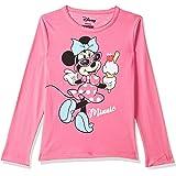 Mickey & Friends By Kidsville Regular Fit Girl T-Shirt