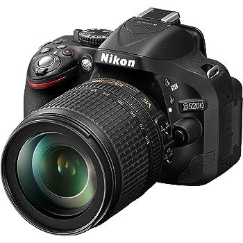 nikon d5200 slr digitalkamera 3 zoll kit inkl af s dx kamera. Black Bedroom Furniture Sets. Home Design Ideas