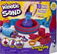 Sandisfying Set with 906g of Sand and 10 Tools, for Kids Aged 3 and Up