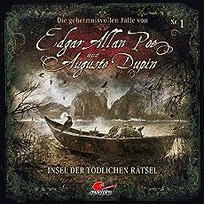 Die Geheimnisvollen Fälle Von Edgar Allan Poe und Auguste Dupin - Insel der tödlichen Rätsel - Folge 01