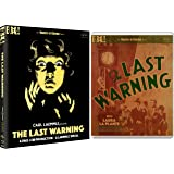 THE LAST WARNING (Masters of Cinema) Blu-ray