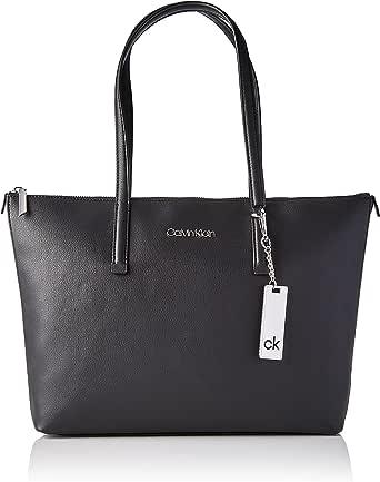 Calvin Klein Damen Must, Ck Schwarz, Medium