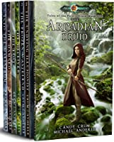 Tales of the Feisty Druid Omnibus (Books 1-7): (The Arcadian Druid, The Undying Illusionist, The Frozen Wasteland, The...