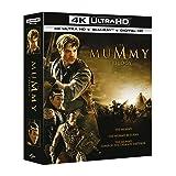 The Mummy Trilogy [4K ultra HD + Blu-ray]