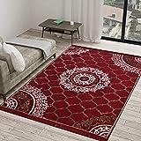 Vram 6D Designer Superfine Exclusive Velvet Carpet | Rug | Living Room | Bedroom | Hall | School | Temple | Bedside…