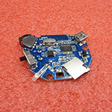 AST Works 3.7-5V Multifunction Bluetooth Receiver Audio Amplifier Board MP3 Decoder