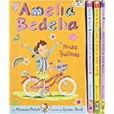 Amelia Bedelia Chapter Books Boxed Set: Books 1-4
