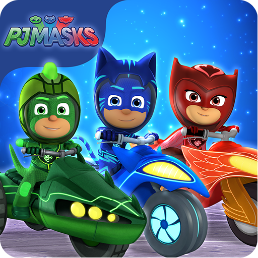 PJ Masks: Rasante Helden: Amazon.de: Apps für Android