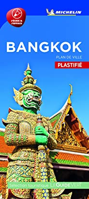 Plan Bangkok plastifié Michelin
