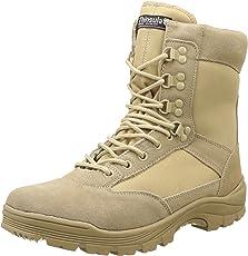 Mil-Tec Tactical Boot mit YKK-Zipper