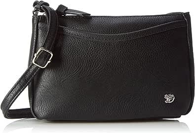 TOM TAILOR Umhängetasche Damen Cilia, 4x14x21.5 cm, TOM TAILOR Handtaschen, Taschen für Damen, klein