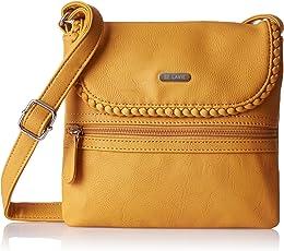 Lavie Windsor Women's Sling Bag (Ocher)