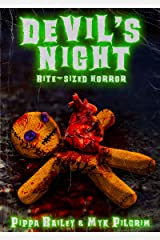 Devil's Night: Bite-sized Horror for Halloween Kindle Edition