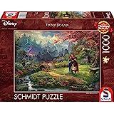Schmidt- Mulan Puzzle, 59672, Multicolore