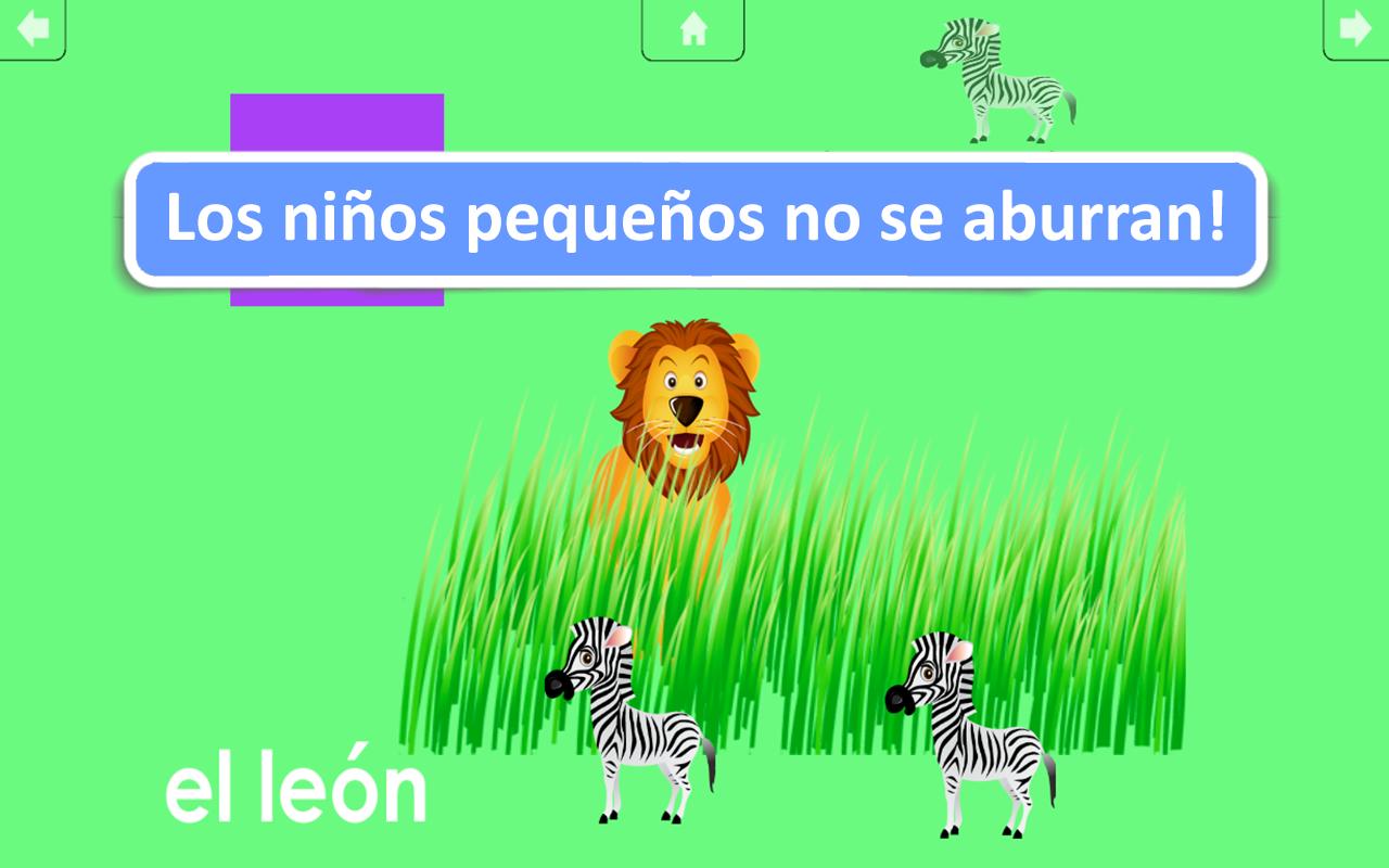 Mon Premier Livre Bilingue (Anglais-Espagnol): Amazon.fr: Appstore pour Android