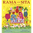 Rama And Sita. The Story Of Diwali