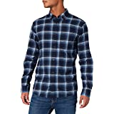 Jack & Jones Jjeclassic Denver Check Shirt L/S STS Camisa para Hombre