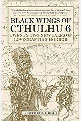 Black Wings of Cthulhu (Volume Six) Paperback