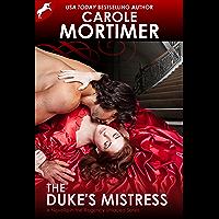 The Duke's Mistress (Regency Unlaced 1)