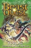 Jurog, Hammer of the Jungle: Series 22 Book 3 (Beast Quest 113)