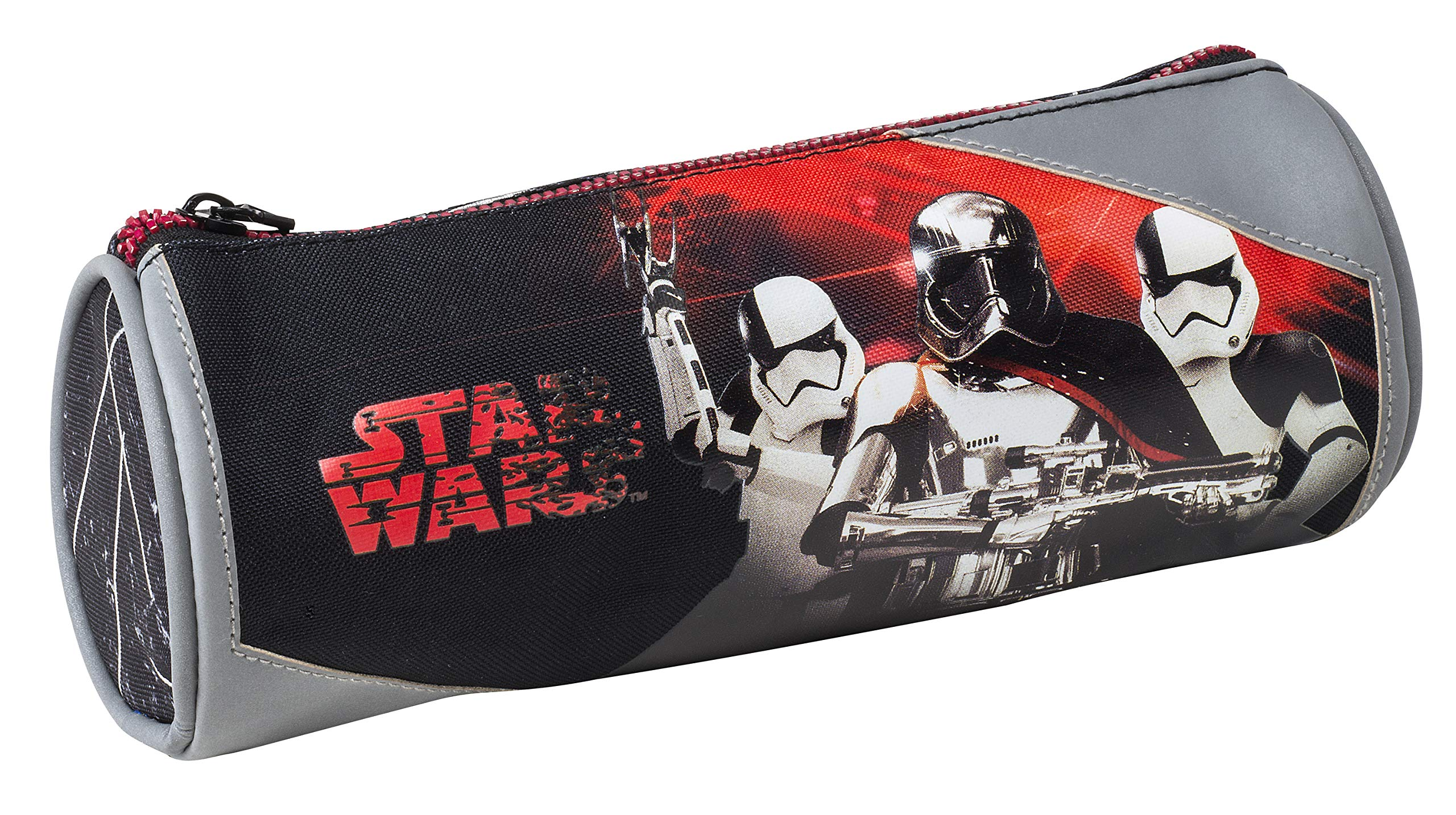Graffiti Star Wars Estuches, 22 cm, Negro (Black)