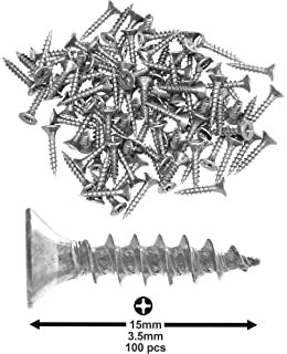 Hard-to-Find Fastener 014973201210 Midwest Self-Tapping Screw No 8 X 3//4 In 18-8 Stainless Steel 100 Piece