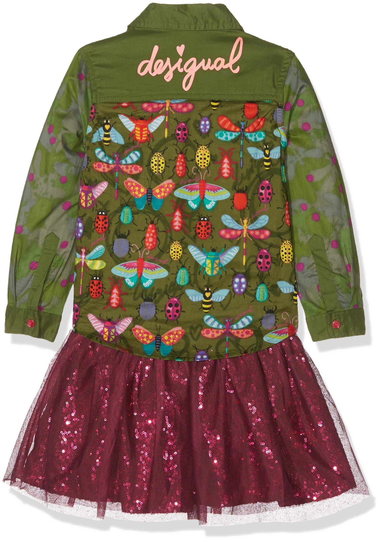 Desigual Vest_Butterfly Vestido para Niñas