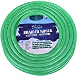 CINAGRO™ - Heavy Duty 3 Layered Braided Water Hose Pipe (Size : 1/2 inch - Lenght : 30 Meters) Garden, Car Wash, Floor Clean,