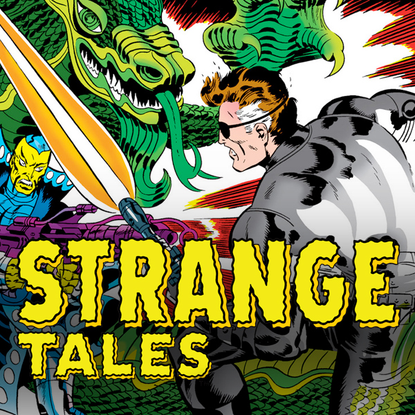 Strange Tales (1951-1968) (Collections) (13 Book Series) - Stans-siegel