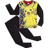Pokemon Pikachu Pijamas para niños PJs 5-6 7-8 9-10 11-12 años