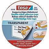 tesa® Dubbelzijdige knutseltape is zelfklevende fleecetape. Extra dun, voor langdurige bevestiging