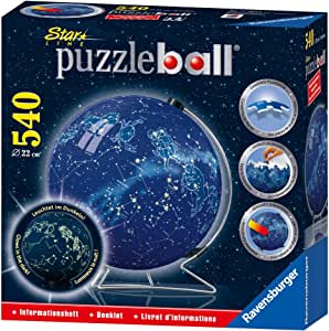 Ravensburger 11205 – Star Line Starry – 540 pieces Puzzleball®