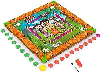 Zitto Chota Bheem Kids Carrom Board (20x20 inch)