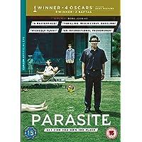 Parasite [DVD] [2020]