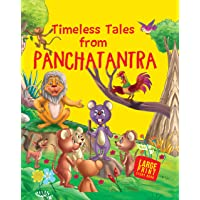 Large Print: Timeless Tales from Panchatantra