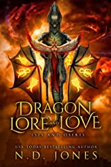 Dragon Lore and Love: Isis and Osiris: A Paranormal Romance (Dragon Shifter Romance Book 2) Kindle Edition