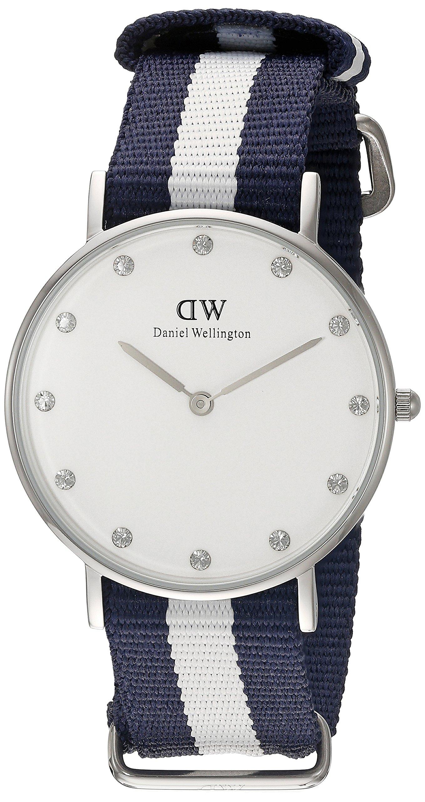 Daniel Wellington Reloj con Correa de Acero para Mujer 0963DW