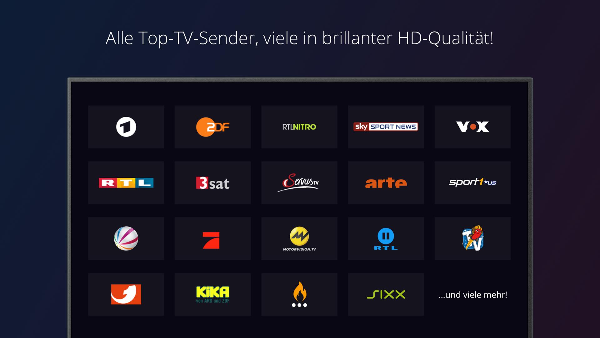 Amazon Fernsehen