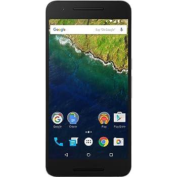 Huawei Nexus 6P, Smartphone Sbloccato 4G, 5.7 pollici, 32 GB, singola nano-SIM, Android, colore: Grigio