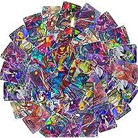 100 pcs Carte Pokemon gx , sans Doubles Pokemon Flash Card Francaise