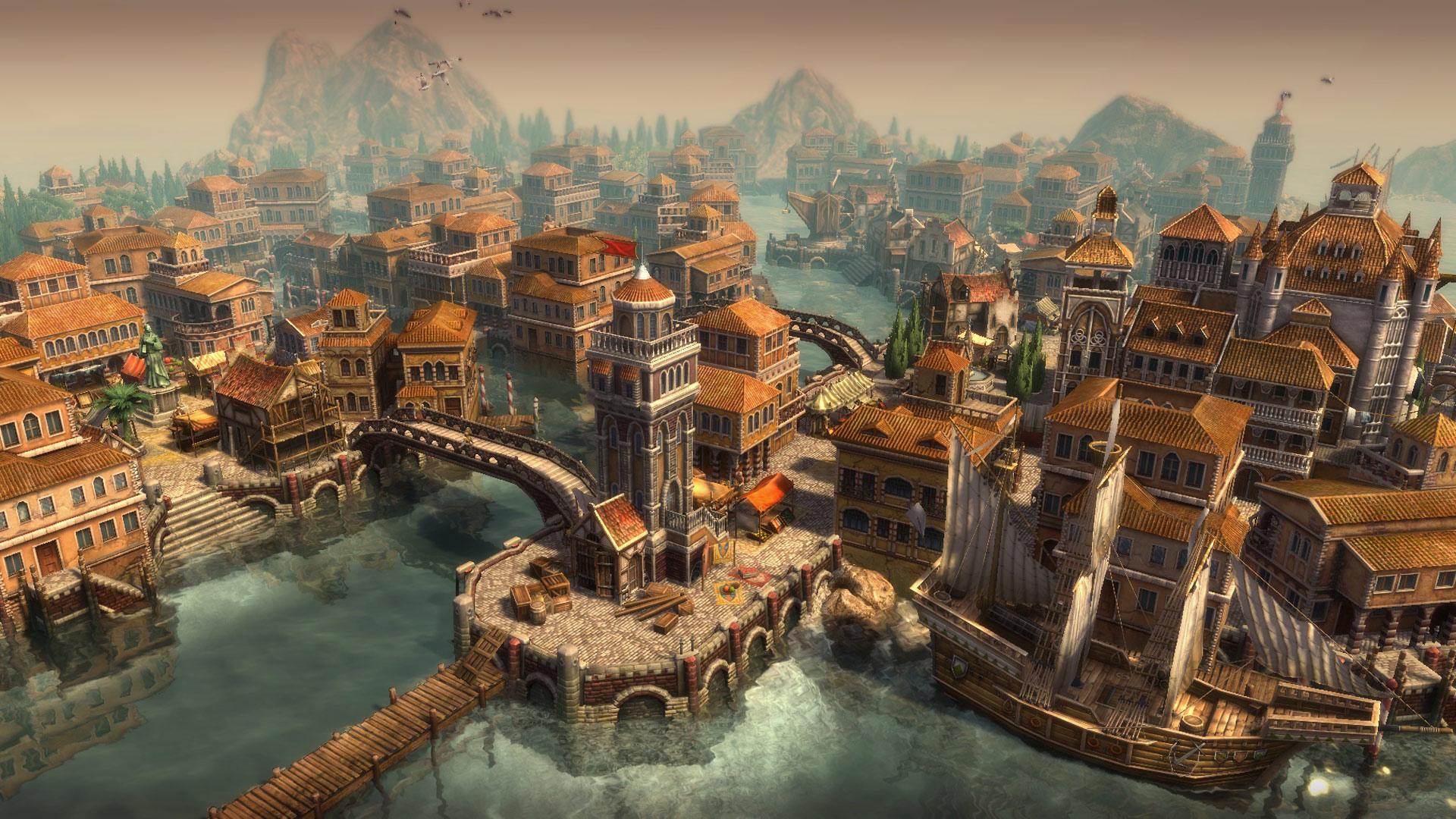 Anno médias ANNO Portal Ubisoft
