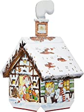 Lauenstein Confiserie Lauensteiner Adventshaus/ Adventskalender ohne Alkohol, 1er Pack (1 x 300 g)