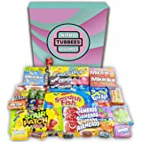 Tubbees American Candy Sweet Box, American Candy Gift Box, Premium Gift Box, Best of The USA, (Classic Sweet Selection)