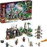 LEGO 71747 NINJAGO Het Dorp van de Beschermers Bouwset met Poppetjes van Cole, Jay en Kai voor Kinderen vanaf 8 Jaar